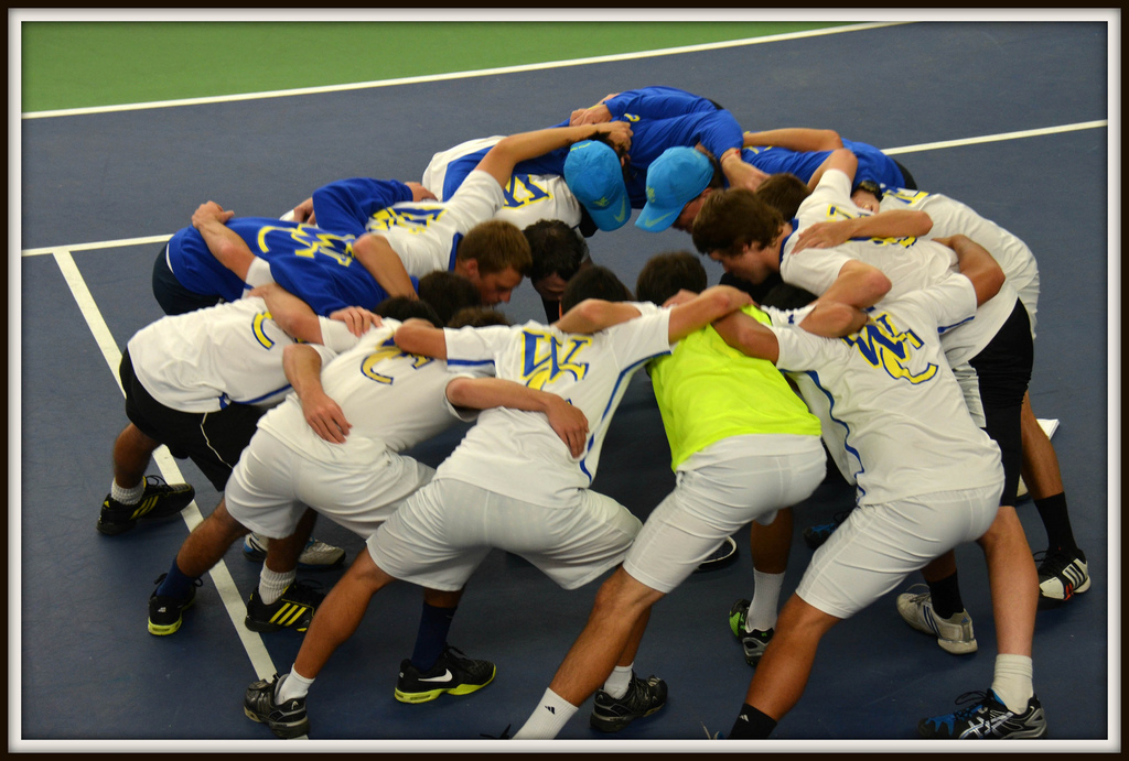 Whitman tennis