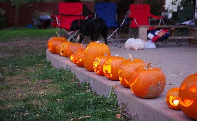 Parents and Pumpkins